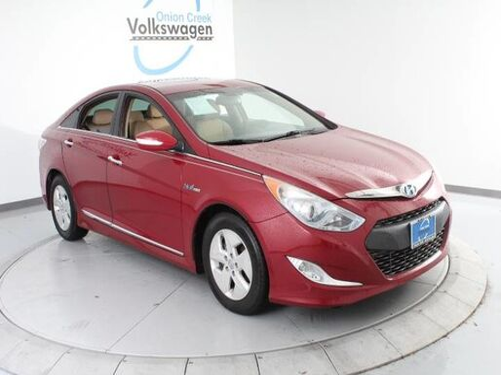 2012_Hyundai_Sonata_Hybrid_ Longview TX