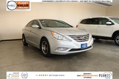 2012 Hyundai Sonata Limited 2.0T Golden CO