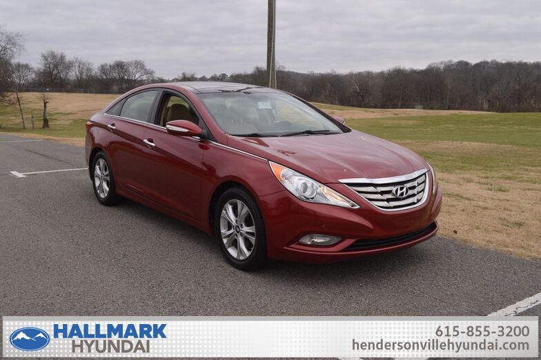 2012 Hyundai Sonata Limited Franklin TN