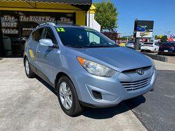 2012_Hyundai_Tucson_4d SUV FWD GLS_ Albuquerque NM