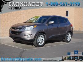 2012_Hyundai_Tucson_4d SUV FWD Limited_ Phoenix AZ
