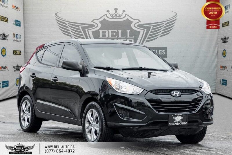 2012 Hyundai Tucson GL, 2 YEAR WARRANTY INCLUDED, HEATED SEATS, BLUETOOTH Toronto ON
