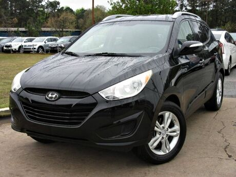 2012 Hyundai Tucson GLS - w/ LEATHER SEATS & SATELLITE Lilburn GA