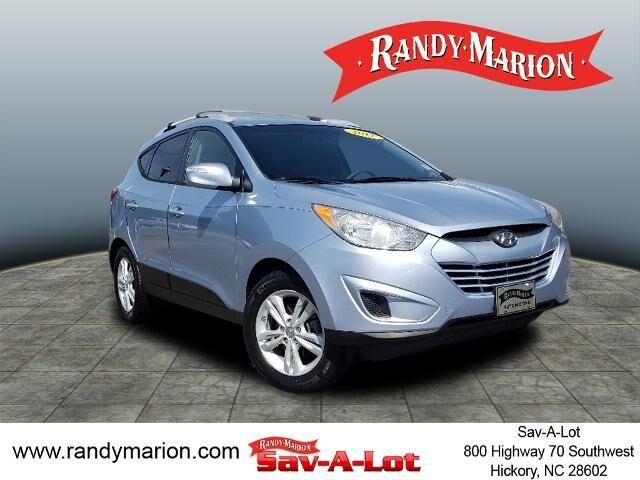 2012 Hyundai Tucson GLS  NC