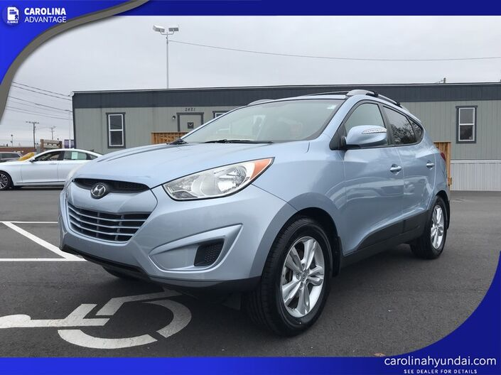 2012 Hyundai Tucson GLS High Point NC
