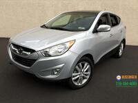 2012 Hyundai Tucson Limited - All Wheel Drive w/ Navigation
