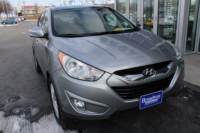 2012 Hyundai Tucson Limited Green Bay WI
