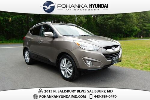 2012_Hyundai_Tucson_Limited **LOW PRICE**_ Salisbury MD
