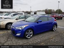 2012_Hyundai_Veloster_w/Black Int_ Wichita KS