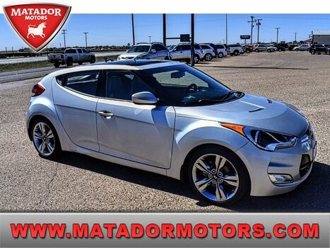 2012_Hyundai_Veloster_w/Gray Int_ Wolfforth TX