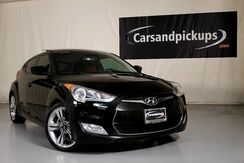 2012_Hyundai_Veloster_w/Red Int_ Dallas TX