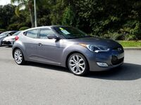 Hyundai Veloster with Black Int 2012