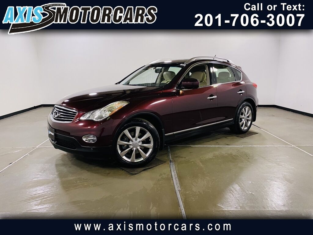 2012 INFINITI EX35 Journey Jersey City NJ