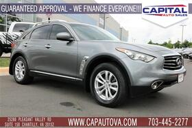 2012_INFINITI_FX35__ Chantilly VA
