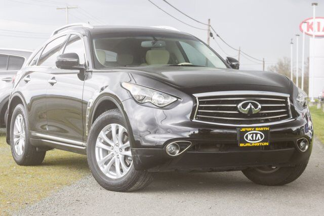 2012 INFINITI FX35 4DR AWD Burlington WA