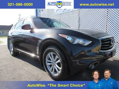2012 INFINITI FX35 AWD LIMITED W/NAVI Limited Edition Melbourne FL