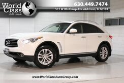 2012_INFINITI_FX35_Limited Edition - AWD NAVIGATION 360 PARKING ASSIST BACKUP CAMERA LEATHER INTERIOR HEATED POWER SEATS POWER LIFT GATE SUNROOF PUSH BUTTON START ALLOY WHEELS TINTED WINDOWS_ Chicago IL