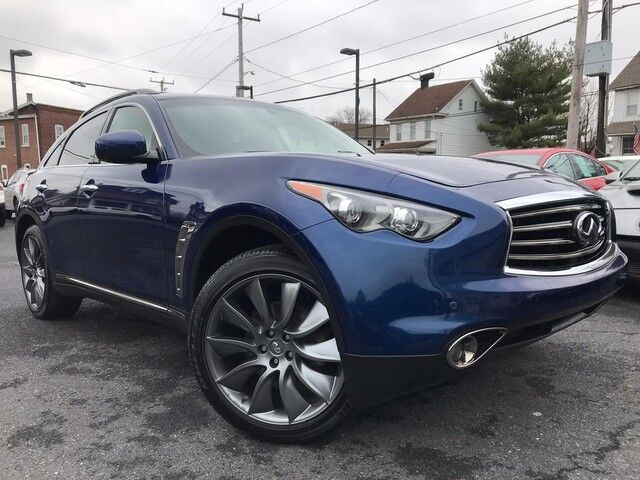 2012 INFINITI FX35 Limited Edition Whitehall PA