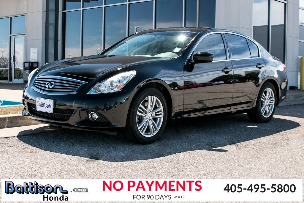 2012_INFINITI_G37_Journey_ Oklahoma City OK