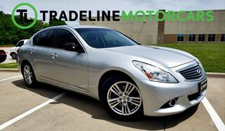 2012_INFINITI_G37 Sedan_Journey LEATHER, BLUETOOTH, SUNROOF, AND MUCH MORE!!!_ CARROLLTON TX