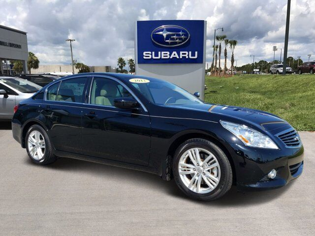 2012 INFINITI G37 Sedan Journey Leesburg FL