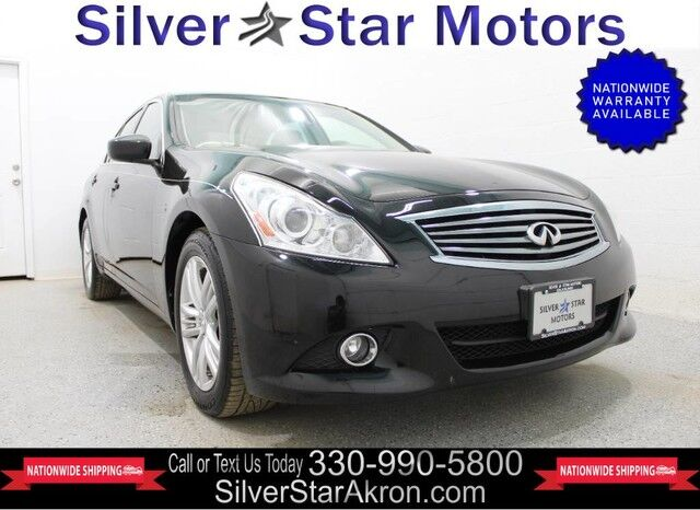 2012 INFINITI G37 Sedan x Tallmadge OH
