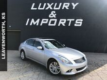 2012_INFINITI_G37_X_ Leavenworth KS