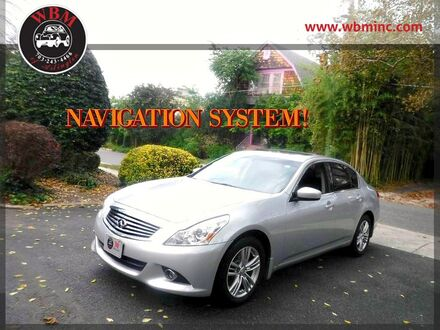 2012_INFINITI_G37_x Limited Edition_ Arlington VA