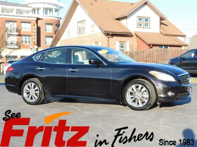 2012 INFINITI M37  Fishers IN