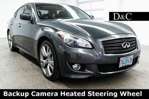 2012_INFINITI_M37_Backup Camera Heated Steering Wheel_ Portland OR