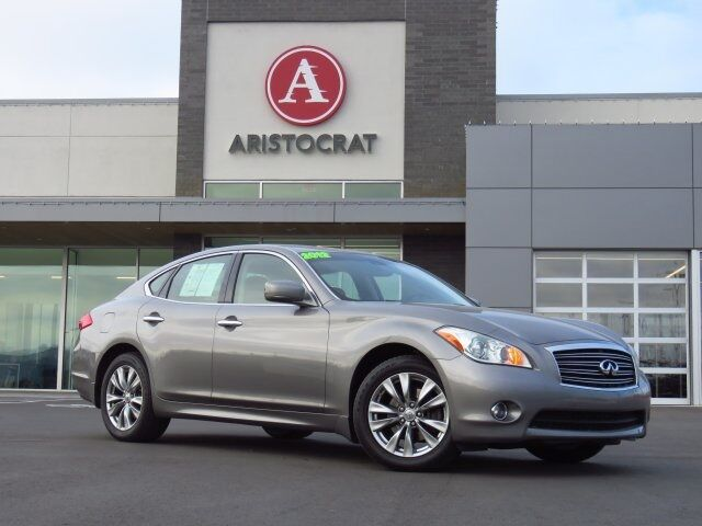 2012 INFINITI M37 X Lee's Summit MO