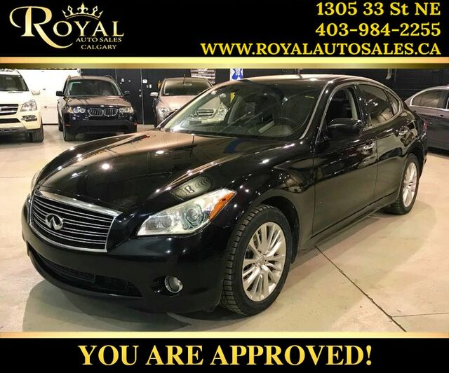 2012_INFINITI_M56_Premium FULLY LOADED, LEATHER, BOSE SYS, SUNROOF_ Calgary AB