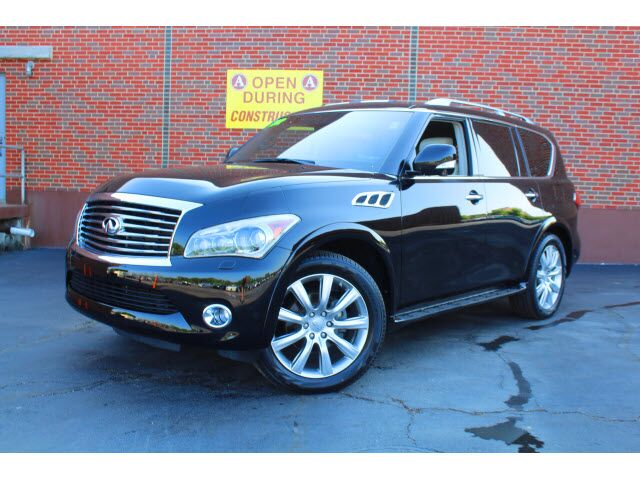2012 INFINITI QX56  Kansas City KS