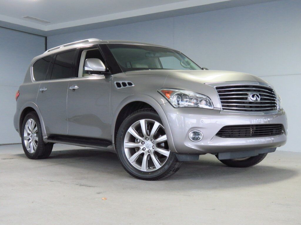 Infiniti Of Kansas City >> 2012 Infiniti Qx56 Merriam Ks 31580241