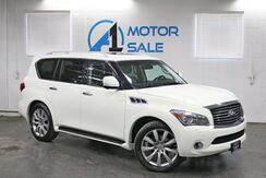 2012_INFINITI_QX56_7-passenger 1 Owner LOADED!!_ Schaumburg IL
