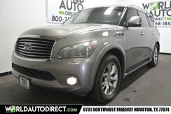 2012_INFINITI_QX56 78k_7-passenger four wheel drive 5.6L DOHC 32-Valve V8 Engine automatic_ Houston TX