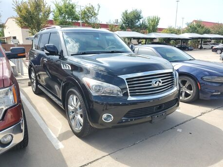 2012_INFINITI_QX56_Base_ Euless TX