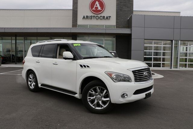 2012 INFINITI QX56 Base Lee's Summit MO