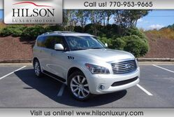 INFINITI QX56 Deluxe Touring w/Theater Package 2012