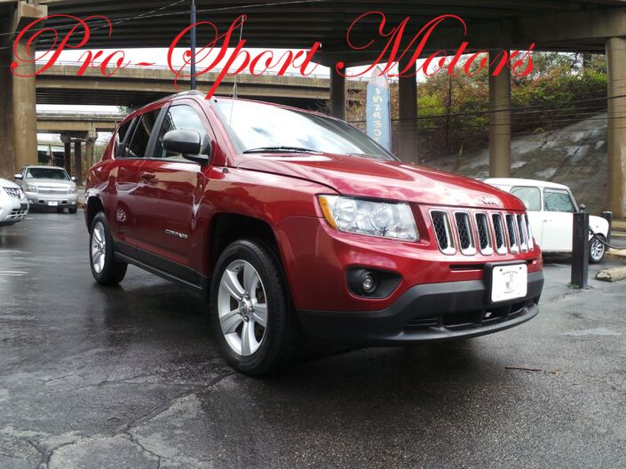 2012 JEEP COMPASS LATITUDE W Conshohocken PA