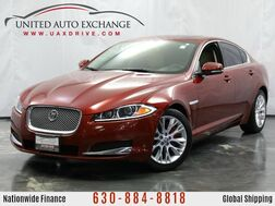 2012_Jaguar_XF_5.0L V8 Engine RWD w/ Navigation, Sunroof, Bluetooth Wireless Te_ Addison IL