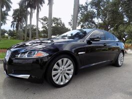 2012_Jaguar_XF_Base_ Hollywood FL