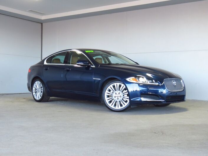 2012 Jaguar XF Portfolio Kansas City KS