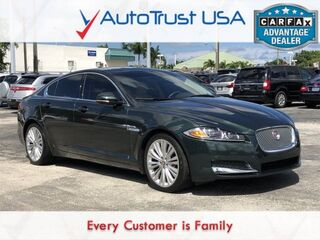 Jaguar XF Portfolio NAV SUNROOF BACKUP CAM LOW MILES PREM PKG 2012