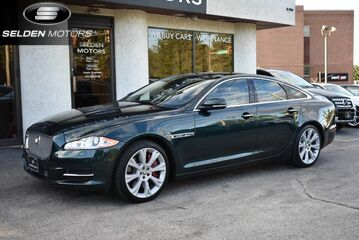 2012_Jaguar_XJ_Supercharged_ Conshohocken PA