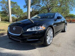 2012_Jaguar_XJ_Supercharged_ Hollywood FL