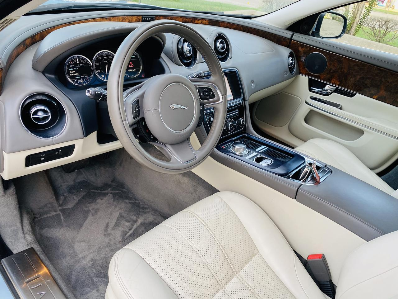 2012 Jaguar XJ XJ Supercharged Dallas TX