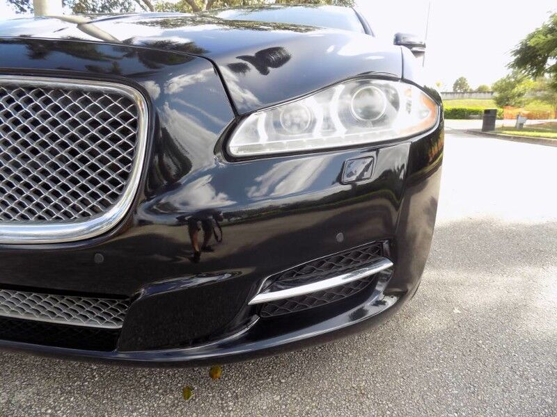 2012 Jaguar XJ XJL Portfolio Hollywood FL