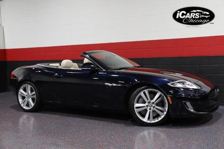 2012_Jaguar_XKR_2dr Convertible_ Chicago IL