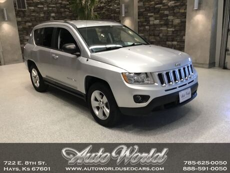 2012 Jeep COMPASS SPORT FWD  Hays KS